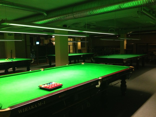 Snookerhallen Stockholm