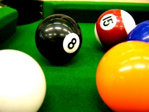 biljard 8 ball
