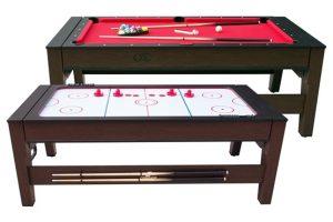 Cougar - Biljardbord & Airhockey - Reverso