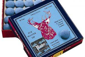 Licensierad Produkt Elk Master 12mm 3 st köläder