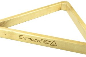 Licensierad Produkt Europool Triangel Wood