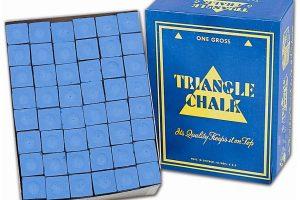 Licensierad Produkt Triangle Krita Blå 144-pack