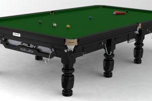 Snookerbord Riley Club Black 8 fot