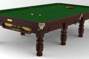 Snookerbord Riley Club Mahogany 8 fot