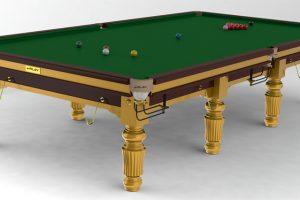 Snookerbord Riley Renaissance Gold 12 fot Guld