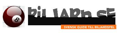 Biljard.se header image