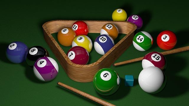 Styrketräning för biljard- och snookerspelare