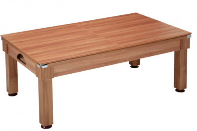 Biljardbord kombinerat matbord